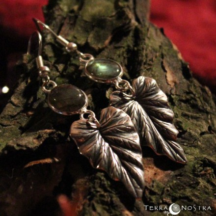 "Boucles d'Oreilles ""Enchanted Forest"""