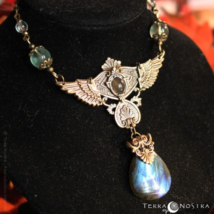 """Wings of Fantasy"" Necklace"