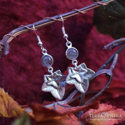 """Ivy's Song"" earrings"