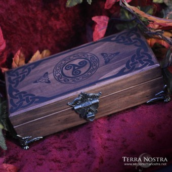 """The magic inside"" wooden box"