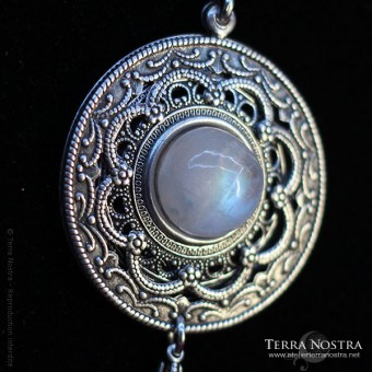 "Pendentif ""The Witch's Sky"""