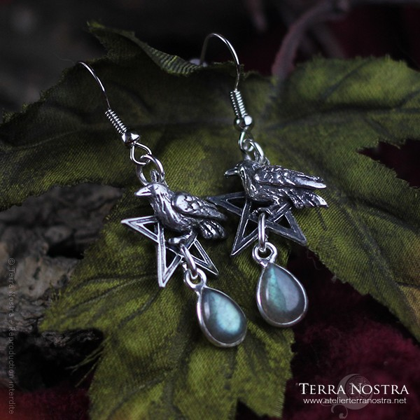 """Boucles d'Oreilles """"Bewitched"""""""
